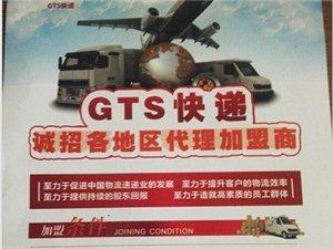 GTS速递诚招加盟商