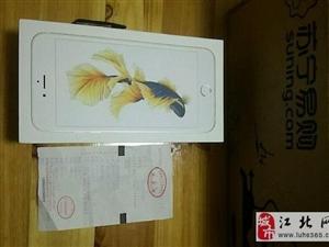 苹果6Splus手机64G金色全网通