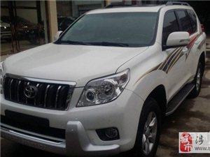 2011年丰田普拉多车型355000元转让(涉县网)