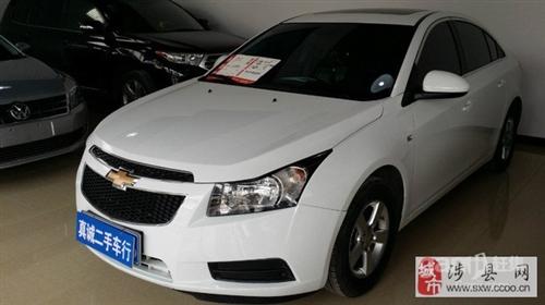 2014年雪佛兰科鲁兹车型92000元转让(涉县网)