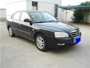 私家车北京现代伊兰特1.6手动挡的