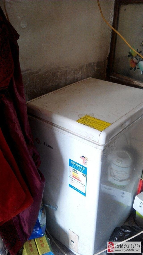 出售海尔小冰柜