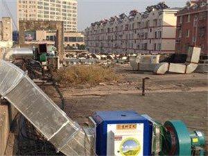 南京厨房排烟安装工程公司
