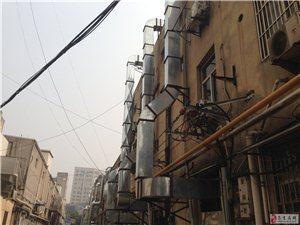 南京火锅店排风安装餐厅热气排风安装南京万豫通风