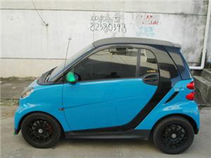 Smartfortwo2011款 1.0 自动 兔款 限量版