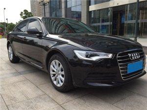 出售奥迪A6LTFSI(2.0T)自动舒适型轿车