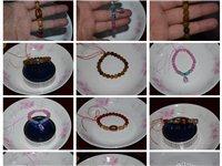 安溪手工饰品,手链,手链表,毛衣链,发夹出售