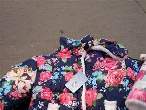 13元童装棉衣棉裤