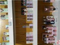 出售美容床,摄像头,护肤品展示柜,经销权,香水。