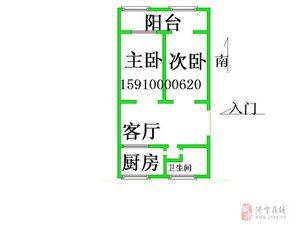 免税+东闸社区1楼3室,91平61万天地房产