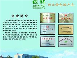 甘肅戰輝蜂公司面向全國縣以上地區誠招代理加盟商