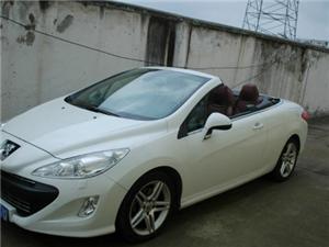 标致308 CC2009款 1.6T 自动 豪华型(进口)