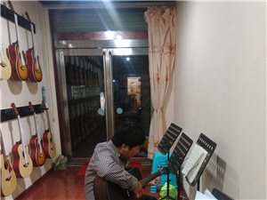 宝丰缘艺琴行吉他培训中心,常年招生!