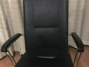 九成新的办公室真皮转椅