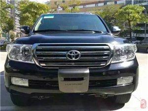 2012年丰田兰德酷路泽4000