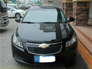 雪佛兰科鲁兹2013款 1.6 手动 SE 准新车雪佛兰科鲁
