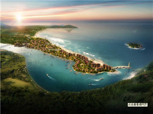 中信神州半岛岛屿院独栋豪装214平米送300平花园
