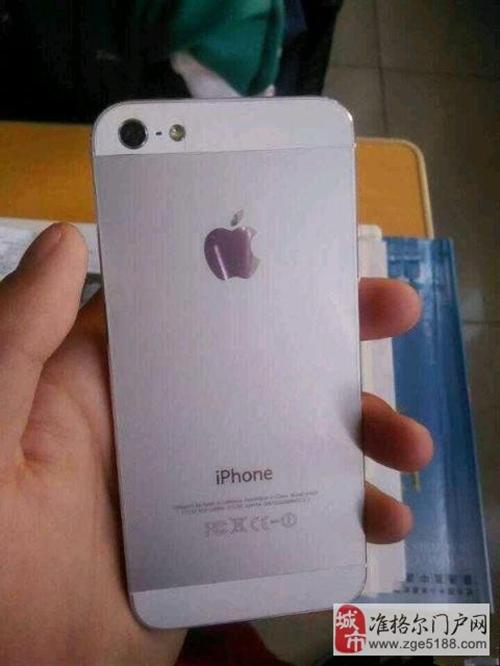 出售99成新iphone5