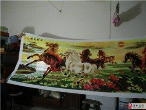 出售成品八駿圖2.5米