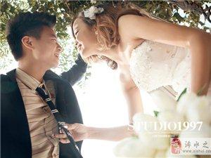黄冈1997婚纱摄影教你冬季如何选择婚纱