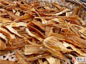 潮州韩江边自种自晒笋干,天然无公害。