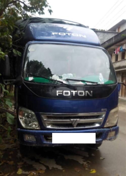 2.3万便宜出售奥铃捷运厢式货车(车厢3.8米)