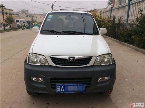 出售众泰2008一辆,白色,一手车