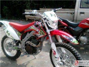 出售越野摩托车K5新车