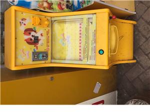 兒童游戲機、兒童搖擺機低價出售
