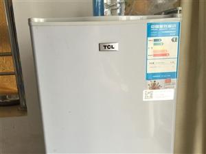 出售9成新TCL冰箱一台