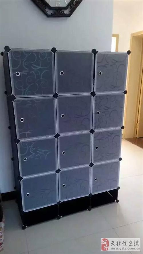 出售组装塑料衣柜