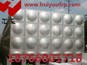 匯友不銹鋼保溫水箱的標準特點