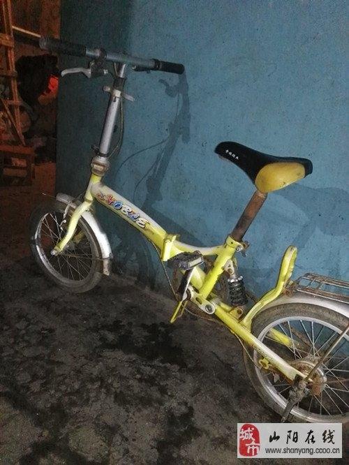 (商洛山阳)出售二手七成新自行车两辆,具体看介绍