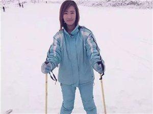 冬季滑雪哪里去首选嘉峪关滑雪场团构处
