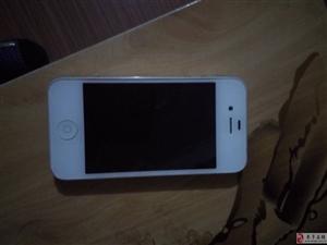 自用电信苹果4s转让