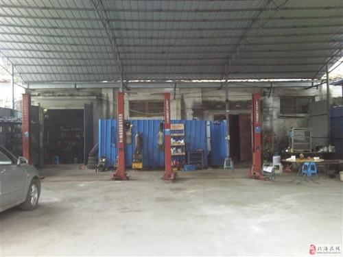 汽车修理厂转让,低价出售修车设备及配件