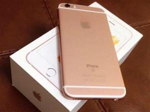 澳门太阳城网站市国国行全新正品iPhone6s玫瑰金