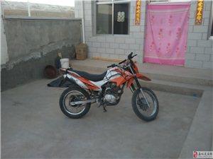 出售二手越野摩托车