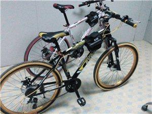 出售9成新莱斯帕自行车2辆