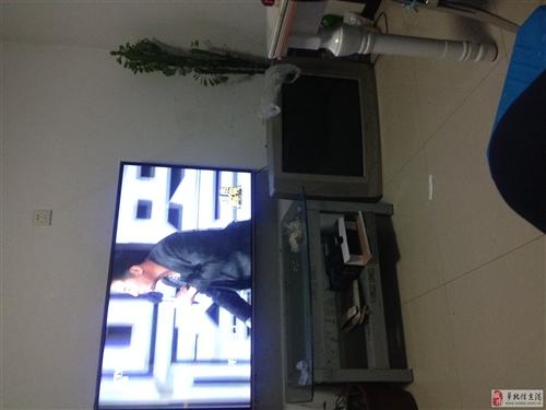 出售9成新tcl显像管电视