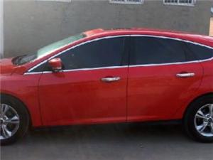 福特福克斯两厢2012款1.6手动风尚型