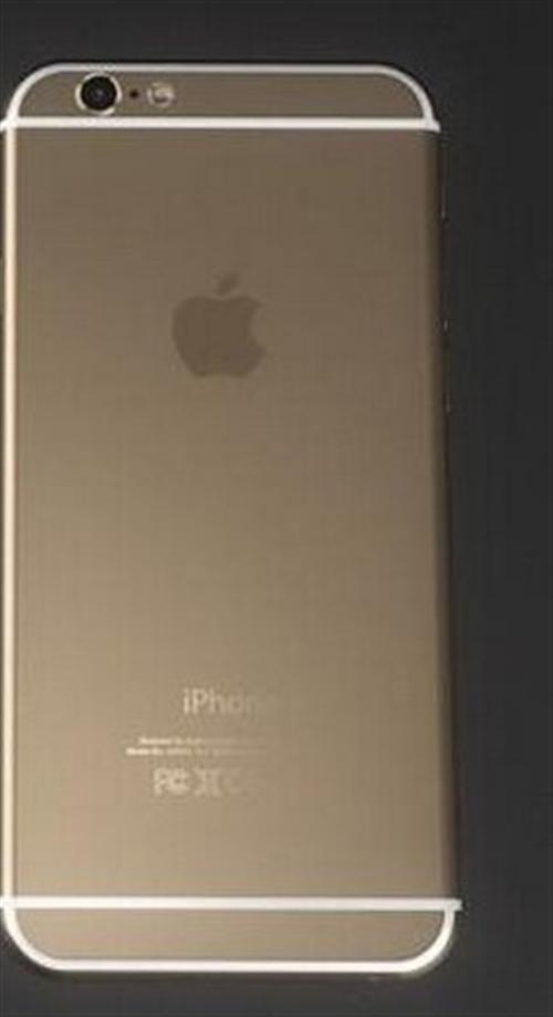 女生自用 金色 蘋果64GB