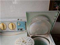 正在使用的舊洗衣機廢品價處理了
