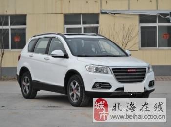 出售长城哈弗H6越野车哈弗H62014款—运动版