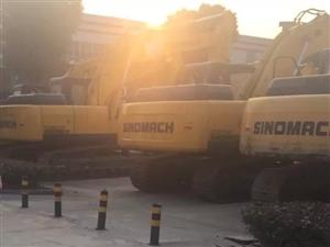 大型挖机出租