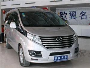 江淮瑞风2013款2.0T手自一体商务版