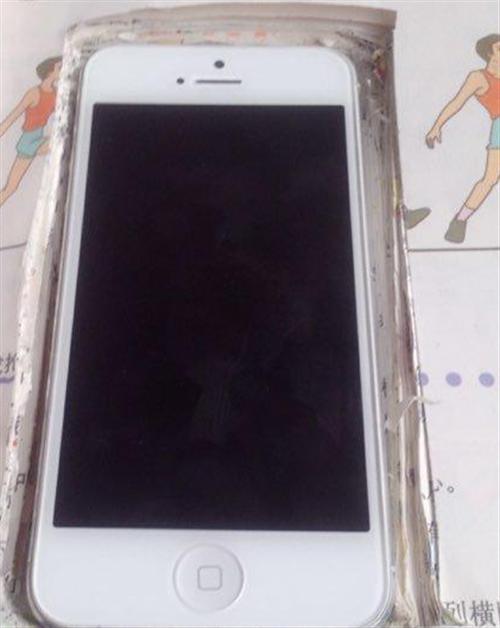 低价出售苹果5