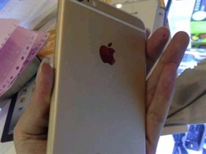 金色 苹果 iPhone6 64GB 国行正品发票