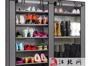 全新大号银灰色鞋柜(送防尘罩)