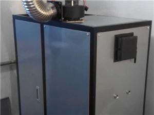 青岛生物质采暖炉 可接暖气片地暖大型锅炉出口韩国